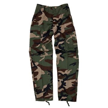 Picture of 101 INC BDU PANTS WOODLAND
