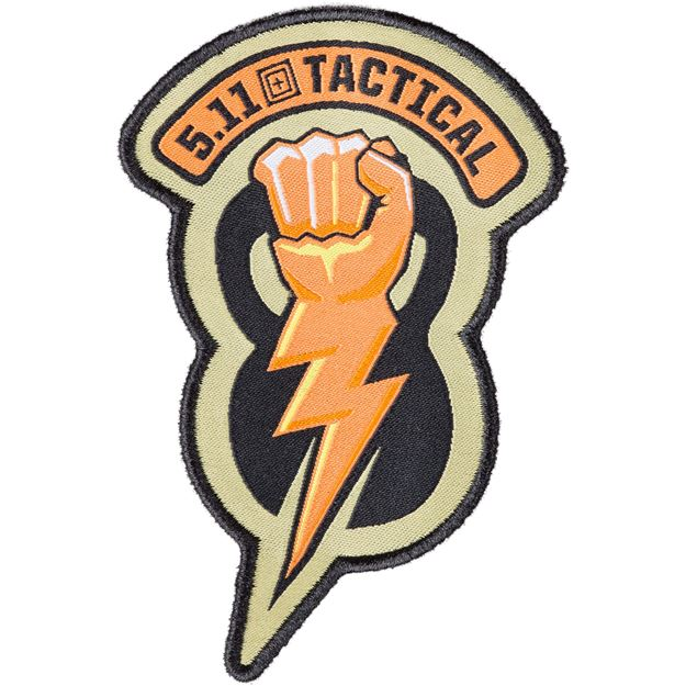 Picture of 5.11 LIGHTNING KETTLE PATCH