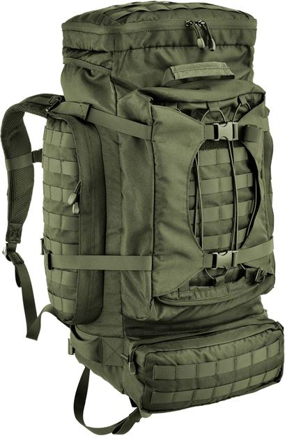 Picture of OUTAC 80LTR BACKPACK OLIVE