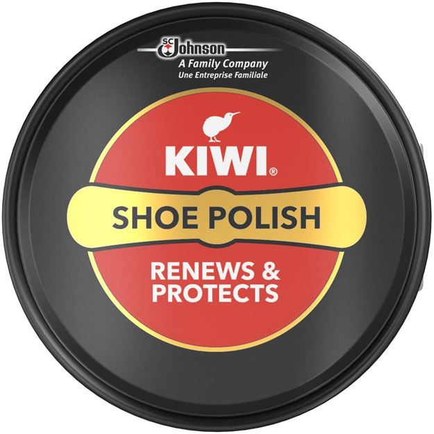 Picture of KIWI XL 100ML TIN SHOE POLISH