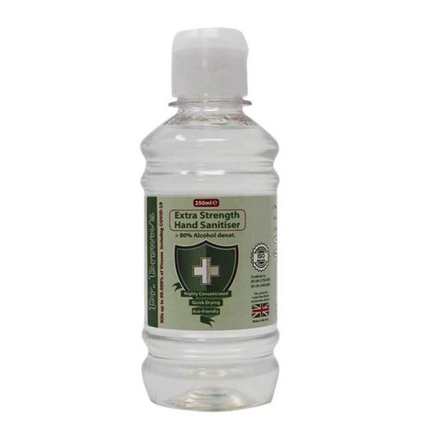 Picture of HAND SANITIZER 250ML