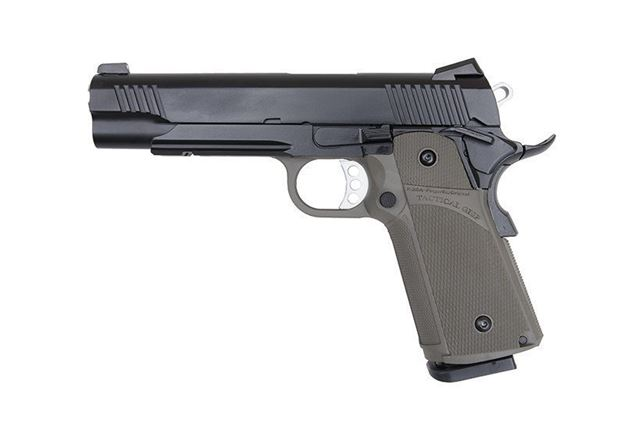 Picture of KJW 1911 OLIVE DRAB