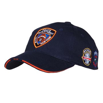 Picture of BASEBALL NYPD CAP