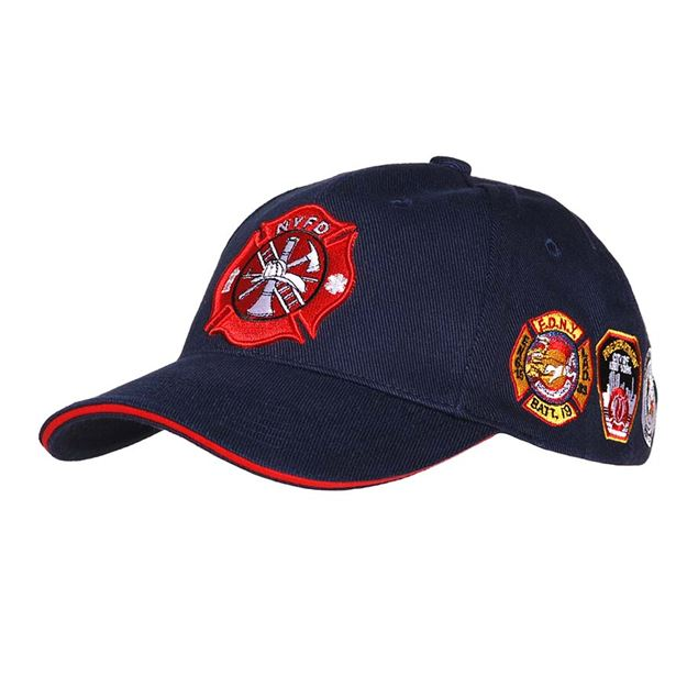 Picture of BASBALL CAP NY FIRE DEPARTMENT
