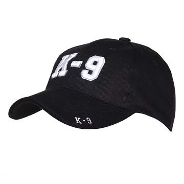 Picture of BASEBALL CAP K9 DOG