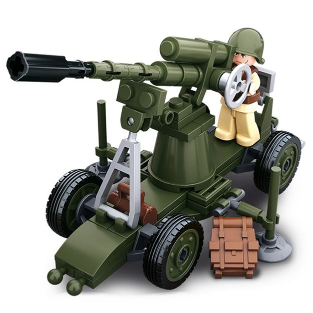Picture of SLUBAN ANTIAIRCRAFT GUN