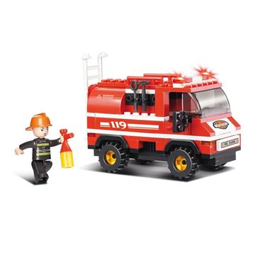 Picture of SLUBAN FIRE TRUCK