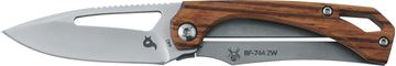 Picture of BLACFOX WOODEN FRAME FOLDING KNIVE