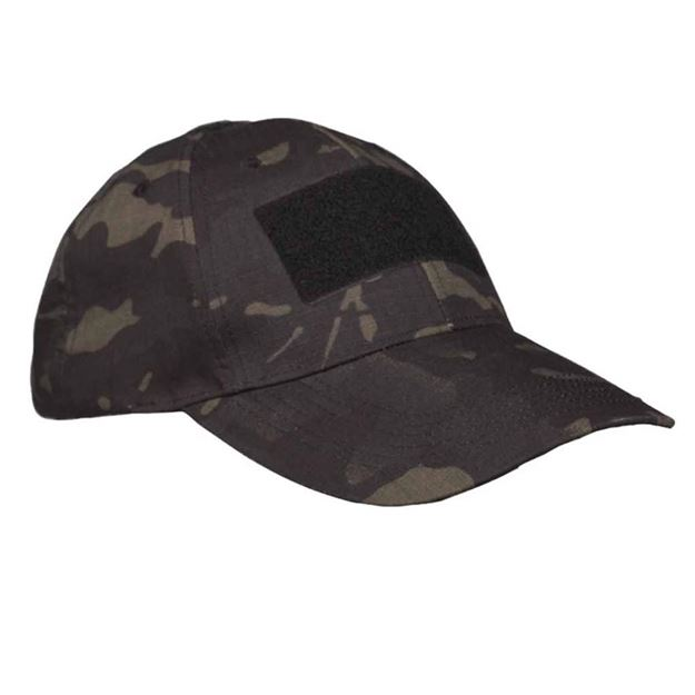 Picture of MILTEC BASEBALL CAP MULTIBLACK