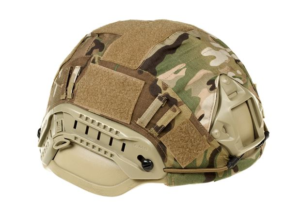 Picture of INVADER FAST HELMET COVER MULTICAM