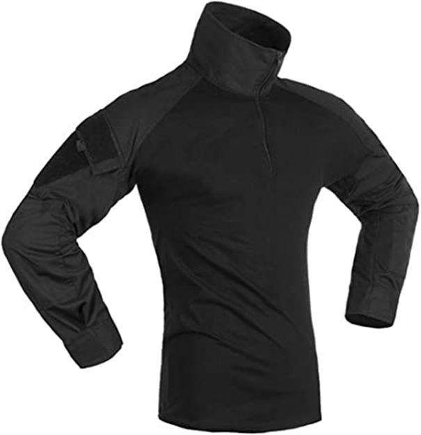 Picture of INVADER COMBAT SHIRT BLACK