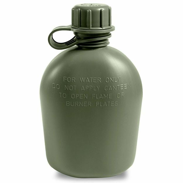 Picture of MILTEC CANTEEN BOTTLE OLIVE