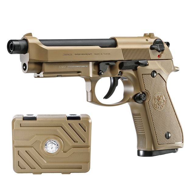 Picture of G&G GPM92 PISTOL DESERT TAN GREEN GAS