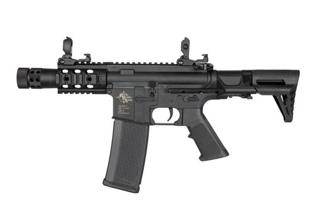 Picture of SPECNA ARMS SA-C10-PDW CQB RIFLE BLACK