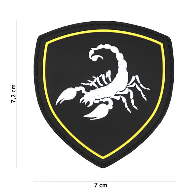 Picture of RUSSIAN SCORPION PATCH