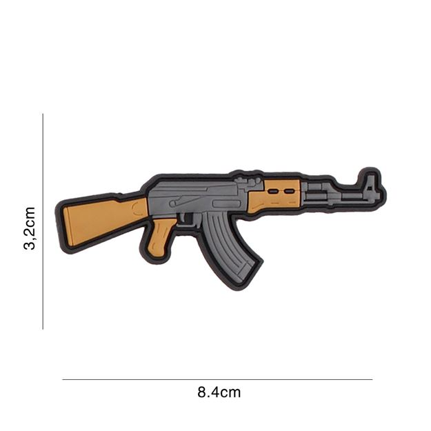 Picture of PATCH PVC AK47