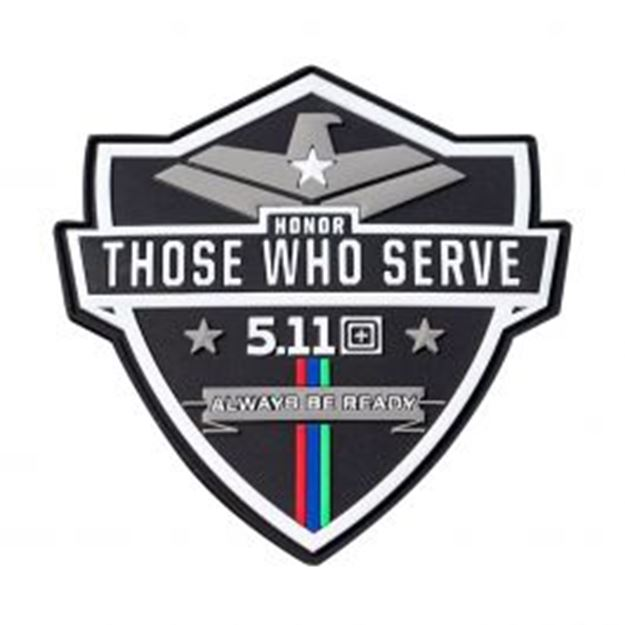 Picture of HONOR THOSE WHO SERVE PATCH