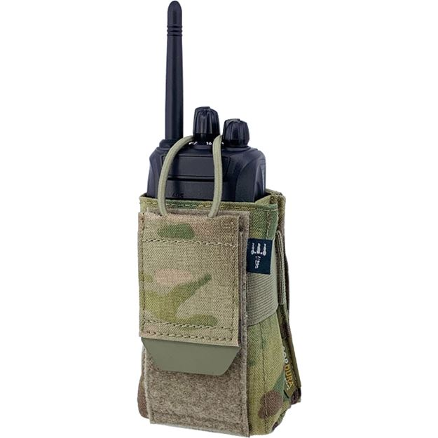 Picture of PITCHFORK RADIO POOUCH MULTICAM