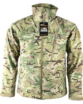 Picture of TROOPER SOFTSHELL JACKET MTP