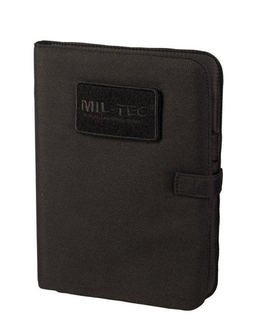 Picture of TACTICAL NOTEBOOK BLACK
