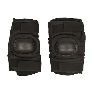 Picture of MILTEC PRO ELBOW PADS BLACK
