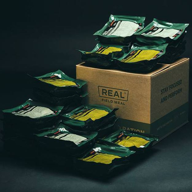 Picture of DRY TECH FIELD RATION MRE
