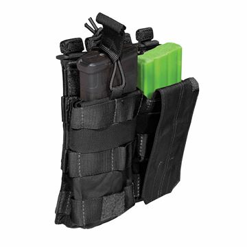 Picture of 5.11 AR DOUBLE MAG POUCH BLACK