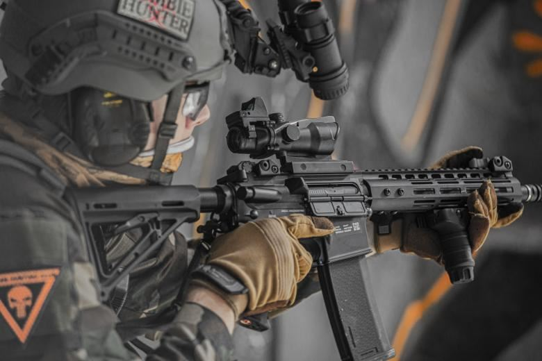 Picture for category Airsoft Rifles