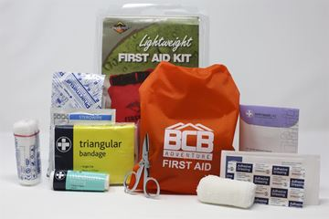 Picture of DRY BAG RED FIRST AID KIT