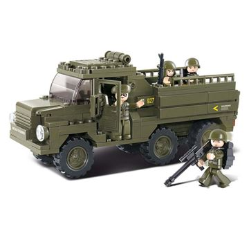 Picture of SLUBAN ARMY TRUCK