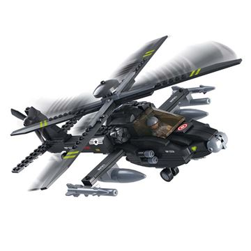 Picture of SLUBAN APACHE HELICOPTER