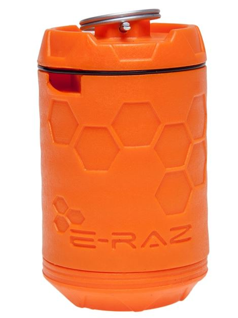 Picture of ZPARTS COMPACT GRENADE ORANGE