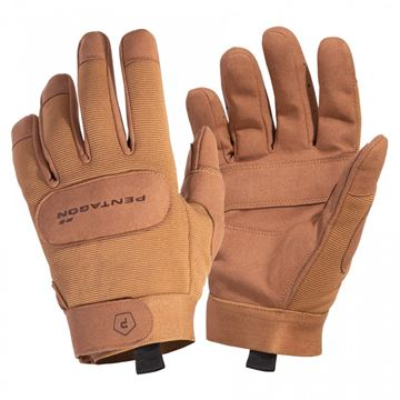 Picture of PENTAGON DUTY MECHANIC GLOVES OLIVE