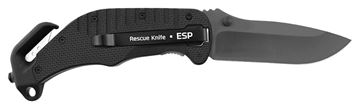 Picture of ESP RESCUE KNIFE ROUND TIP
