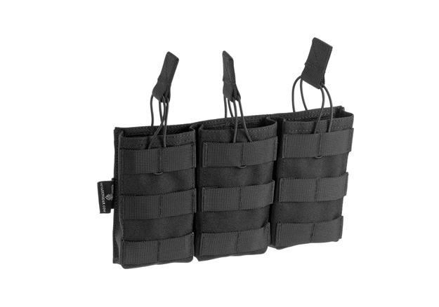 Picture of 5.56 INVADER TRIPLE MAG POUCH BLACK