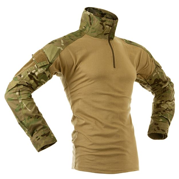 Picture of INVADER COMBAT SHIRT MULTICAM
