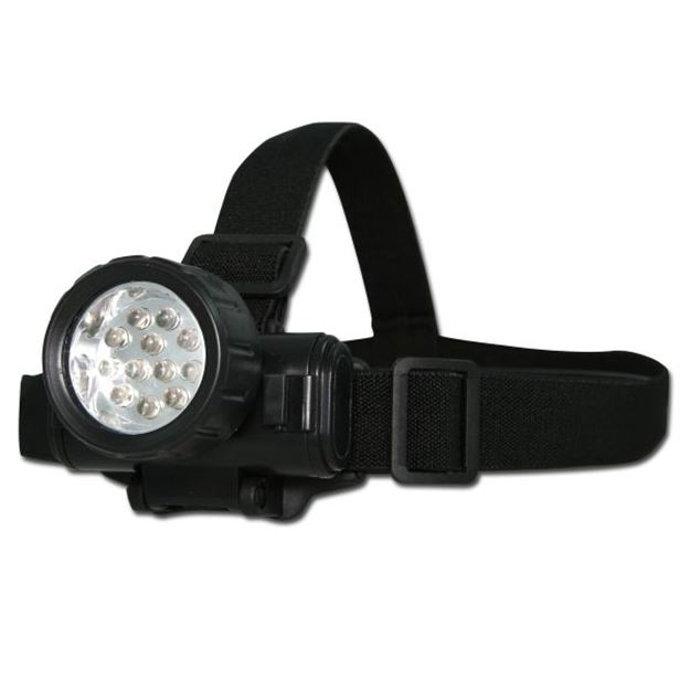 Picture of STURM 3 LED HEAD TORCH