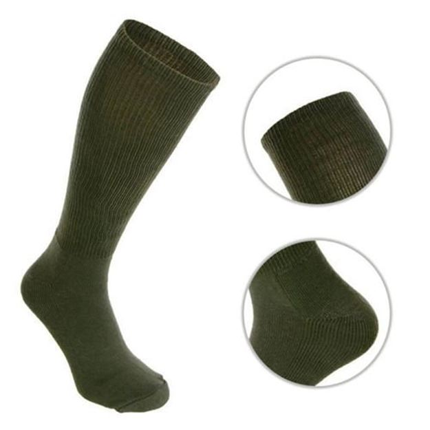 Picture of US SOCKS OLIVE
