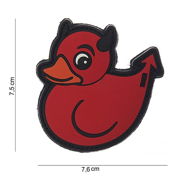 Picture of PATCH DEVIL DUCK