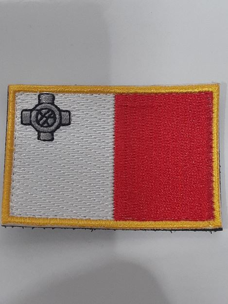 Picture of MALTESE PATCH EMBROIDERY