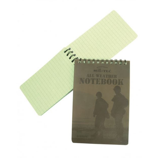 Picture of LARGE NOTEBOOK
