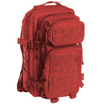 Picture of ASSAULT LARGE BACKPACK RED