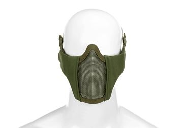 Picture of INVADER HALF FACE MASK OLIVE