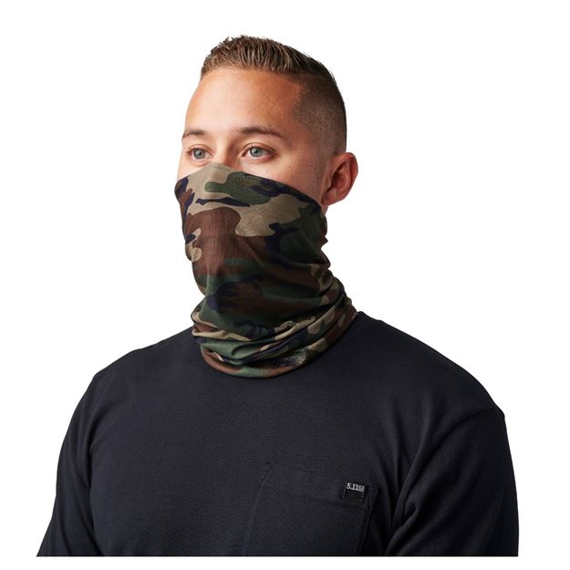 Picture of HALO NECK GAITER WOODLAND