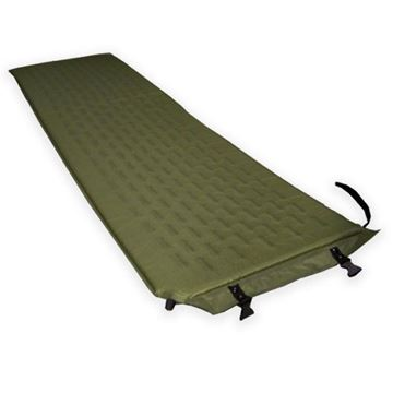 Picture of SELF INFLATE ROLL MAT OLIVE