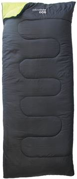 Picture of YELLOW STONE ESSENTIAL ENVELOPE SLEEPING BAG BLACK