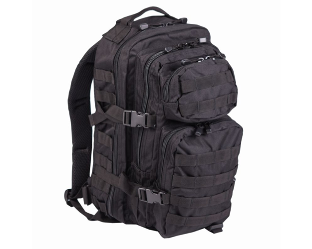 Picture of US ASSAULT PACK SMALL BLACK