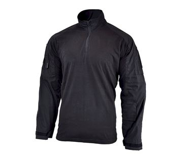 Picture of BLUZA COMBAT SHIRT BLACK