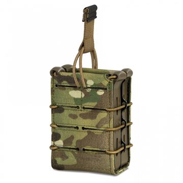Picture of ELIPS RIFLE MAG POUCH DOUBLE MULTICAM