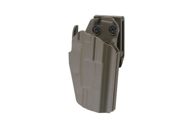 Picture of COMPACT1 UNIVERSAL HOLSTER TAN